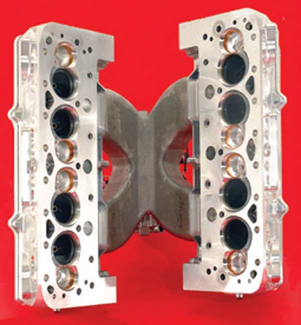 The Basics Of Wet Flow Cylinder Head Testing