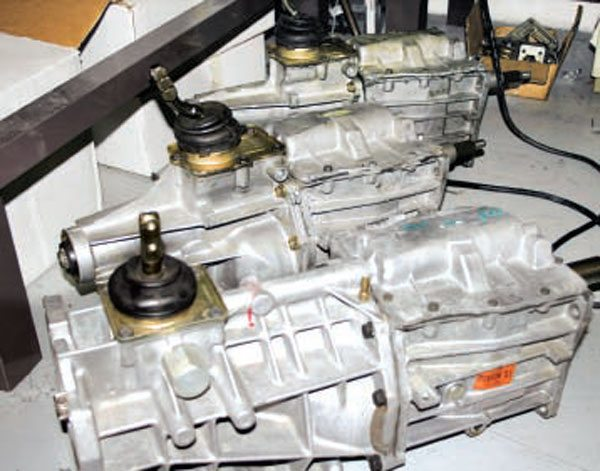 The T5 transmission has many variations and is exported to China, Korea, and Europe for use in foreign vehicles.
