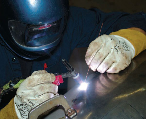 TIG welding is probably the most difficult welding technology to master. However, it pays the reward of being the best way to join sheetmetal pieces and panels, when quality is the prime objective.