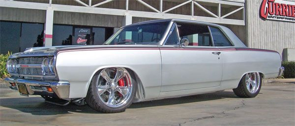 14 Inch Wheels >> GM Muscle Car Handling and Performance Upgrades