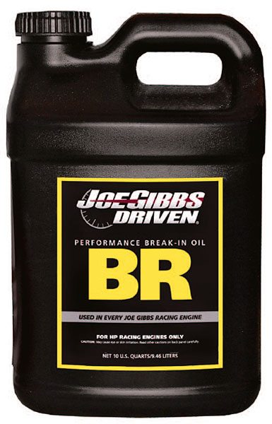 Quality break-in oil with high zinc and phosphorous content is essential for proper engine break-in. Do not attempt engine break-in with off-the-shelf regular or synthetic motor oils that are not formulated for the high-friction environment of initial engine startup.