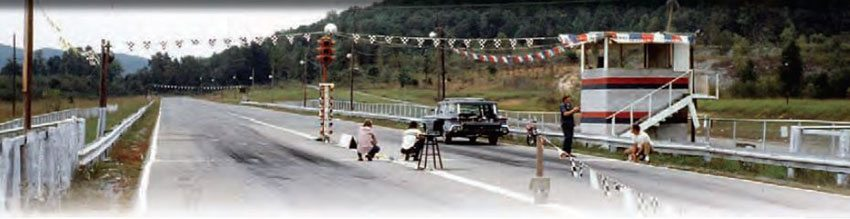 Drag City was located in Ringgold, Georgia, which was also the home of Brainerd Optimist Drag Strip. The two tracks generally worked in harmony and had great events in the 1960s, but Drag City closed in 1967. It then reopened and continued operation until 1984, when it closed permanently. (Photo Courtesy Bob Snyder)