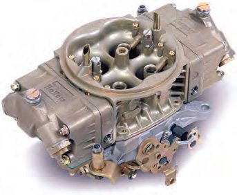 If you are starting from scratch with a new alcohol engine, a cost-effective route is to get one of Holley's alcohol carbs. My experience, although limited to just a few examples, has indicated close out-of-the-box calibrations and good dyno results.