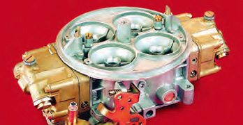 Holley Carburetor: Booster Science Guide