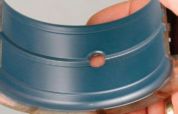 MAHLE Clevite, for example, uses a polymer-based moly-graphite coating on its performance bearings.