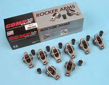 Performance rockers made from steel forgings offer superior full-roller performance and strength that far surpasses OEM designs.