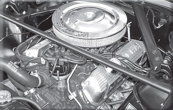 You've got more than 4,000 289 K-code induction systems piling up and limited storage space. How do you get rid of them? The Shelby GT350 conversion crew took a very direct approach.