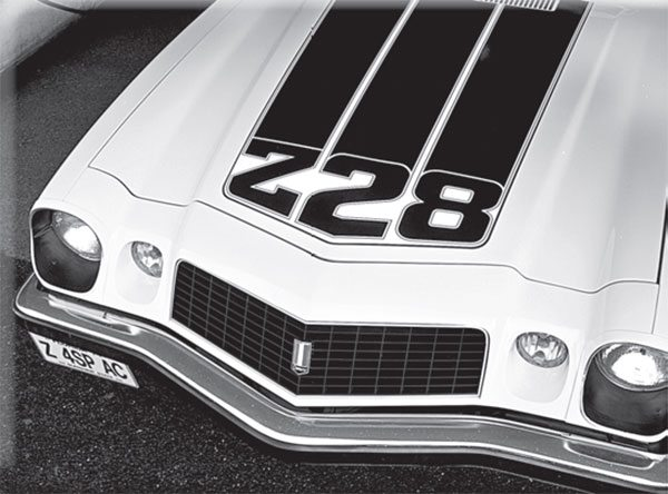 You'll never know how close General Motors came to canceling all Cama- ros in 1975, not just the Z/28. By 1977 sanity was restored, breathing new life into the pony car wars.