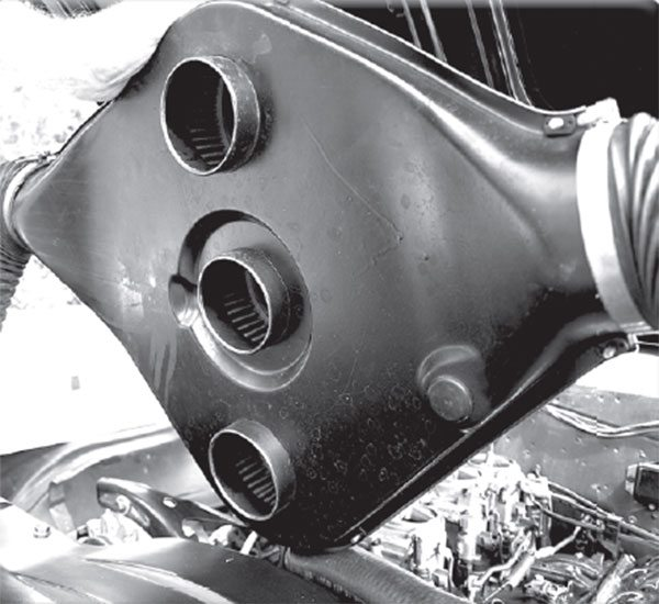 Is this air cleaner for a 1966 W30 or L-69?