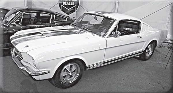 Cragar wheels and vintage Mustangs go hand in hand. But this is different.