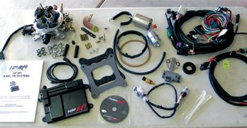 How to Install Holley HP: Carb to EFI Conversions