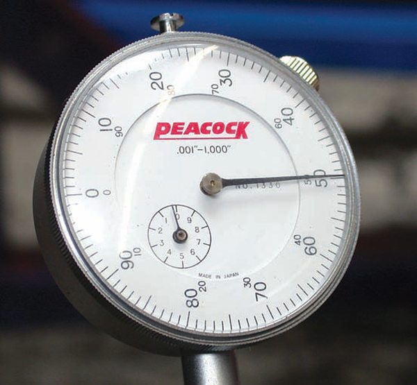 Dial indicators provide a direct readout of precision measurements on an easy-to-read dial with 0.001-inch gradations. They can be zeroed in any position for quick, easy measurements.