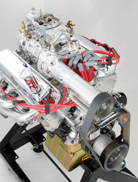 Induction Math for High-Performance Engines