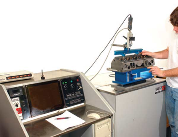 How to Build a Flow Bench for Port and Flow Testing Cylinder