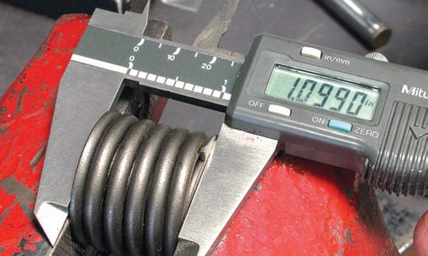 A digital dial caliper takes quick inside and outside measurements to 0.001 inch. This is another essential tool that should be in every engine builder's toolbox.