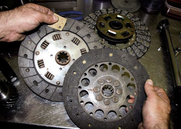 manual transmission clutch coil