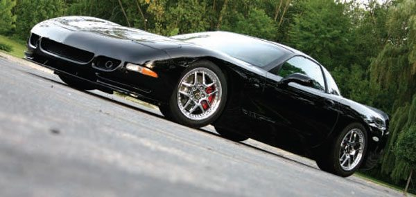 The fifth-generation Corvette came with the introduction of the LS1 engine family. Output of these factory engines can be more than doubled with the right bol-tons and calibration. (Nate Tovey)