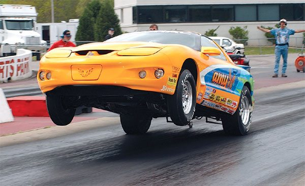 Drag Racing Traction: Rear Suspension: Coil Springs and