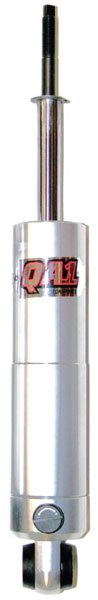 Similarly, QA1's single-adjustable shocks simultaneously increase compression and rebound. They are a bit more budget friendly.