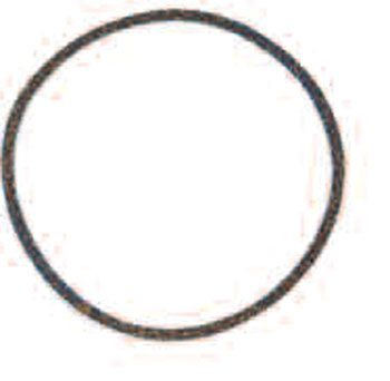 The rear cover gasket for the AMC 20 axle is round with 12 cover bolts. This is one of the few gaskets that is cork. Cork gaskets tend to deteriorate over time and will often leak.