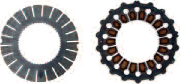 Here are just the internals of the EZ. You must re-use the OEM differential case. You can see the springs that allow the device to disengage and act like a well-mannered open differential.(Eaton Corporation)