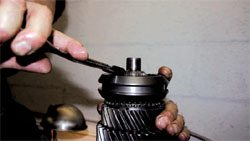 How to Rebuild Ford Toploader 4-Speed Transmissions