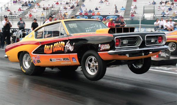 Drag Racing Traction: Rear Suspension - Leaf Spring