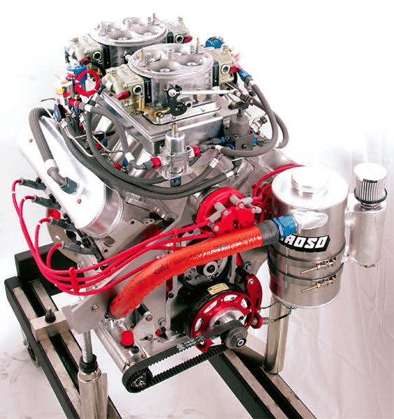 How to Build Racing Engines: Sumps and Oiling
