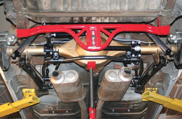 GM Muscle Car Handling and Performance Upgrades