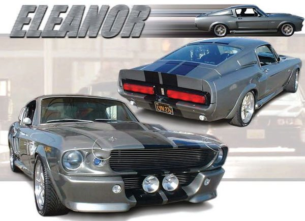 You can find the aforementioned TCP lay-down coil-over package as well as a full-TCP front end with fast-ratio rack-and-pinion on Eleanor, the radical GT500KR movie car. It showed America that a well-set-up-classis muscle car could outrun a new BMW (and about 100 police cars) in a straight line, and through tight turns and city streets. The cool part? Almost everything, except the CGI bridge jump, was done by stunt drivers at real speeds in the actual cars. She performs as well in real life as she did on screen. (Photo Courtesy Total Control Products)