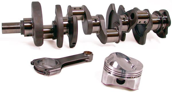 How to Build Racing Engines: Crankshafts Guide