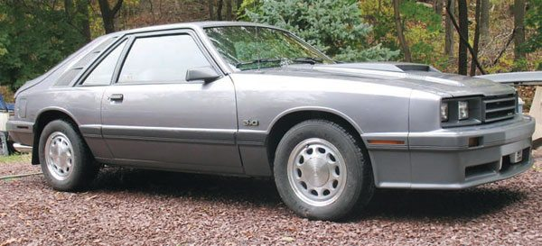 "When you say ""Fox body,"" everyone thinks Mustang, but don't forget the Mercury Capri, such as this 1985 5.0, and even the lowly Fairmont, which makes a great sleeper. (Photo Courtesy Walter Szmodis)"