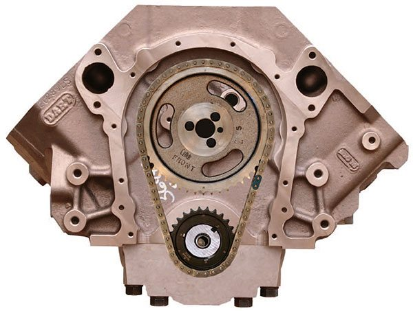 Comp Cams Magnum and High Tech double-roller timing chains are suitable for most basic performance applica¬tions and many lower tier racing series. This is the most affordable cam drive for racers seeking solid perfor¬mance per dollar. Standard cam bushings are used to adjust cam timing.