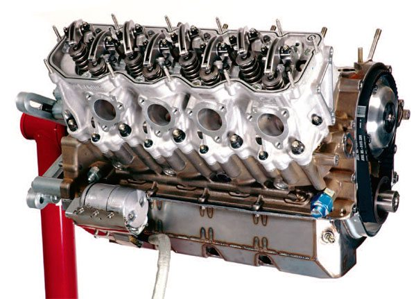In any naturally aspirated application, cylinder heads are the primary key to power production. Complementary intake and exhaust flow paths are required to extract the most power from any given cylinder head, but in general, the better the head, the more power is made.