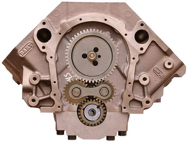 Gear drive systems have been popular cam drives for racing applications for many decades. They provide very steady cam timing and they generate the distinctive whine that some racers love. However, gear drives are a mechan¬ical connection that transfers crankshaft harmonics that can affect accurate cam timing.