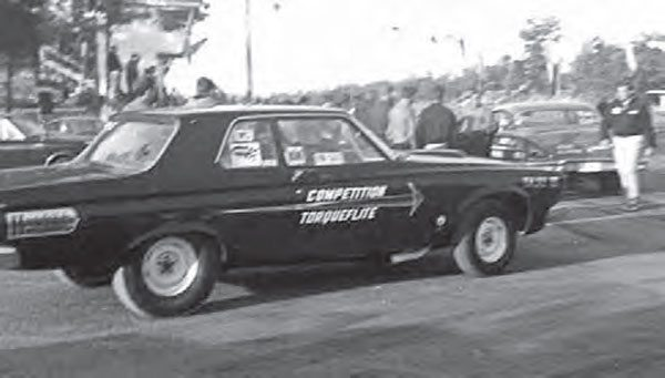 Here, Tim Richard's 1963 Plymouth pulls up to staging at Pocono Drag Lodge. The Northeast had a great Super Stock following, and it made for some awesome door-to-door drag racing. Funny cars eventually took the limelight, but super stockers stayed relevant for quite some time. (Photo Courtesy Jack Thomas)