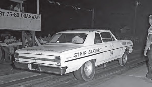 "Maryland had several great drag strips in the 1960s, including 75-80 Dragway. It was home to a heads-up event known as ""Run What Ya Brung"" and still has the event to this day. In the 1960s, the event was an outlaw Super Stock meet, and today, it's based on outlaw street cars. (Photo Courtesy John Durand)"