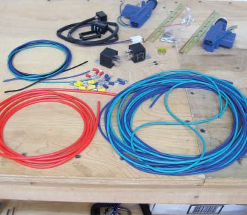 how to build a wiring harness GM Wiring Harness