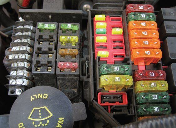 273 automotive ignition switches, wiring harnesses and controllers Automotive Fuse Box Holder at creativeand.co