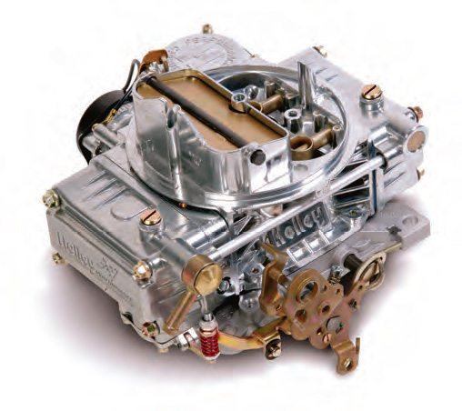 How to Calibrate Your Holley Carburetor for Mileage