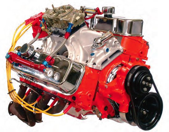Because of their limited breathing, Chevy big-blocks love high-compression ratios. This, and the added cooling effect of alcohol, makes them more responsive to alcohol-based fuels than might be expected.