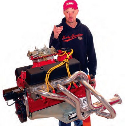 "Racer David McCoig says, ""If you know what your fuel likes in the way of engine specs, then you will like what your fuel delivers."" That's the viewpoint of every pro fuel blender."