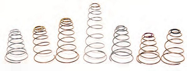 Holley has a wide range of vacuum secondary springs to suit just about every application. The set you see here is available in Holley's kit (PN 20-13).