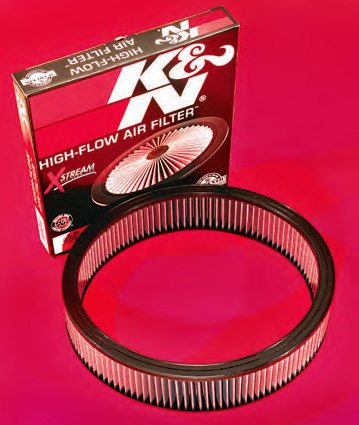 K&N pioneered the oiled cotton/ gauze-type filter about 50 years ago and has made it the leading filter in the industry. Few have been able to come close to it, but it is often copied. Some do it well while others fail. The result is a filter that neither flows nor filters very well. To avoid buying a filter that is below par, stick with K&N.
