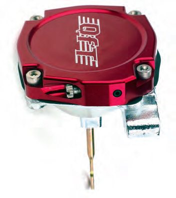 This adjustable secondary diaphragm vacuum housing from Quick Fuel Technology can be the frosting on the cake for serious bracket racers and those wanting the secondary operation as close to optimal as possible.