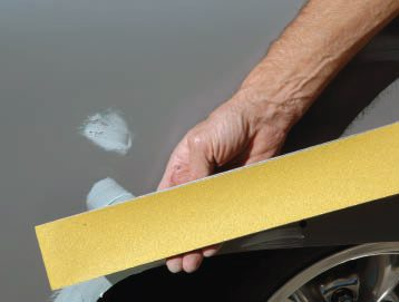 Automotive Painting Guide: Prep, Sand and Mask