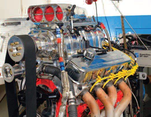 Superharging to Increase Horsepower • Muscle Car DIY