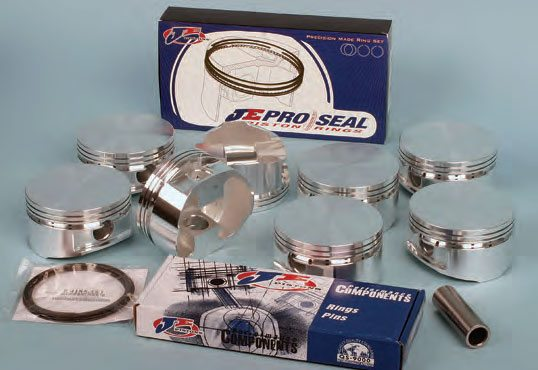 Custom pistons are available in any configuration, but knowing what's needed to order them requires careful measurement and sound decisions.