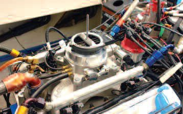 This Mass-Flo injection system is a prime example of a simple-to-set-up system. It is probably simpler to calibrate than a carburetor. My experience with this type of system on engines in the 500-hp range is that they do a good job and can show better mileage than a typical Holley or similar carb.