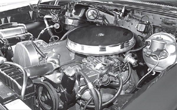 The world got a sneak peek at GM's new Rochester Quadrajet spread- bore carburetor in 1966. But it wasn't on a V-8!